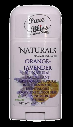 Orange Lavender Deodorant