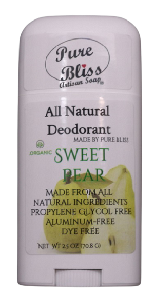 Sweet Pear Deodorant